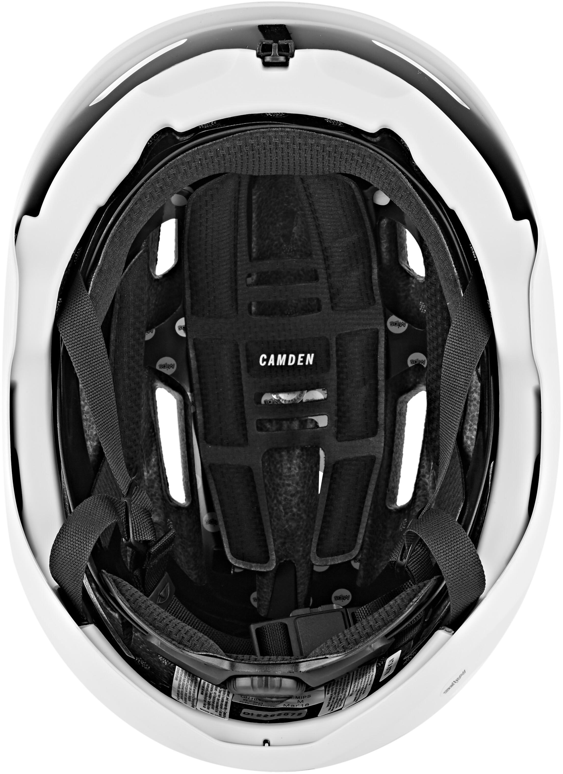 61e34b84d45 Giro Camden MIPS Helmet matte white at Bikester.co.uk